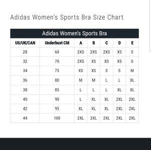 haz hacer los deberes Refinería  adidas sports bra size chart off 59% - filetrack.nagarpalikanokha.com